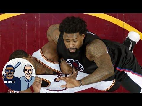 Should the Cavaliers trade Tristan Thompson for DeAndre Jordan? | Jalen & Jacoby | ESPN