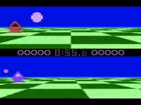 Créditos ocultos en Ballblazer - Atari 800XL/130XE