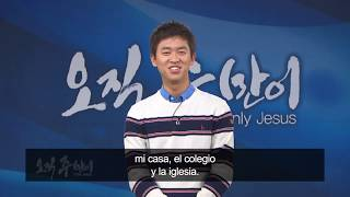 Un joven en búsqueda de gracia : Myung-Ryul Lee, Iglesia Hanmaum