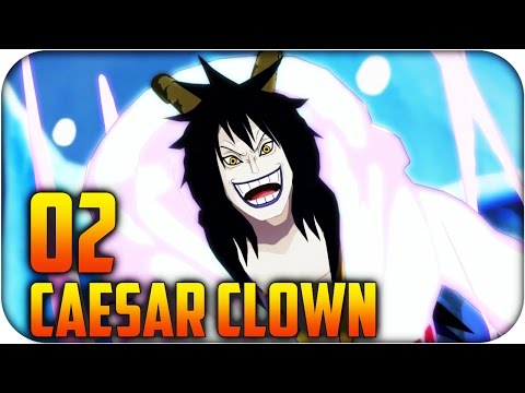|2|One Piece Unlimited World Red|Capitulo 1-Caesar Clown|PS3|60FPS|