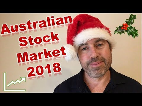 32. My 2018 Predictions! (ASX - Australian Securities Exchange)