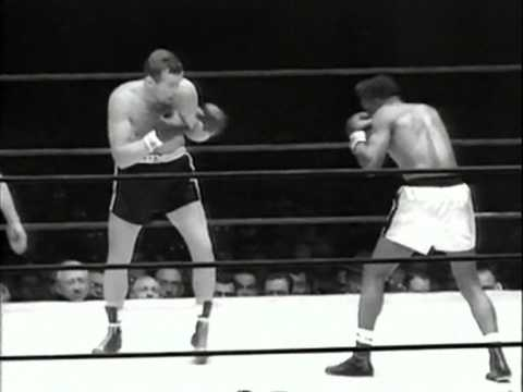 Floyd Patterson vs Ingemar Johansson, I