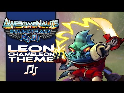 Awesomenauts Soundtrack - Leon Chameleon theme music