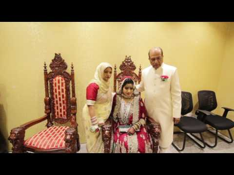 Shahzad & Salma Nikkah Highlights