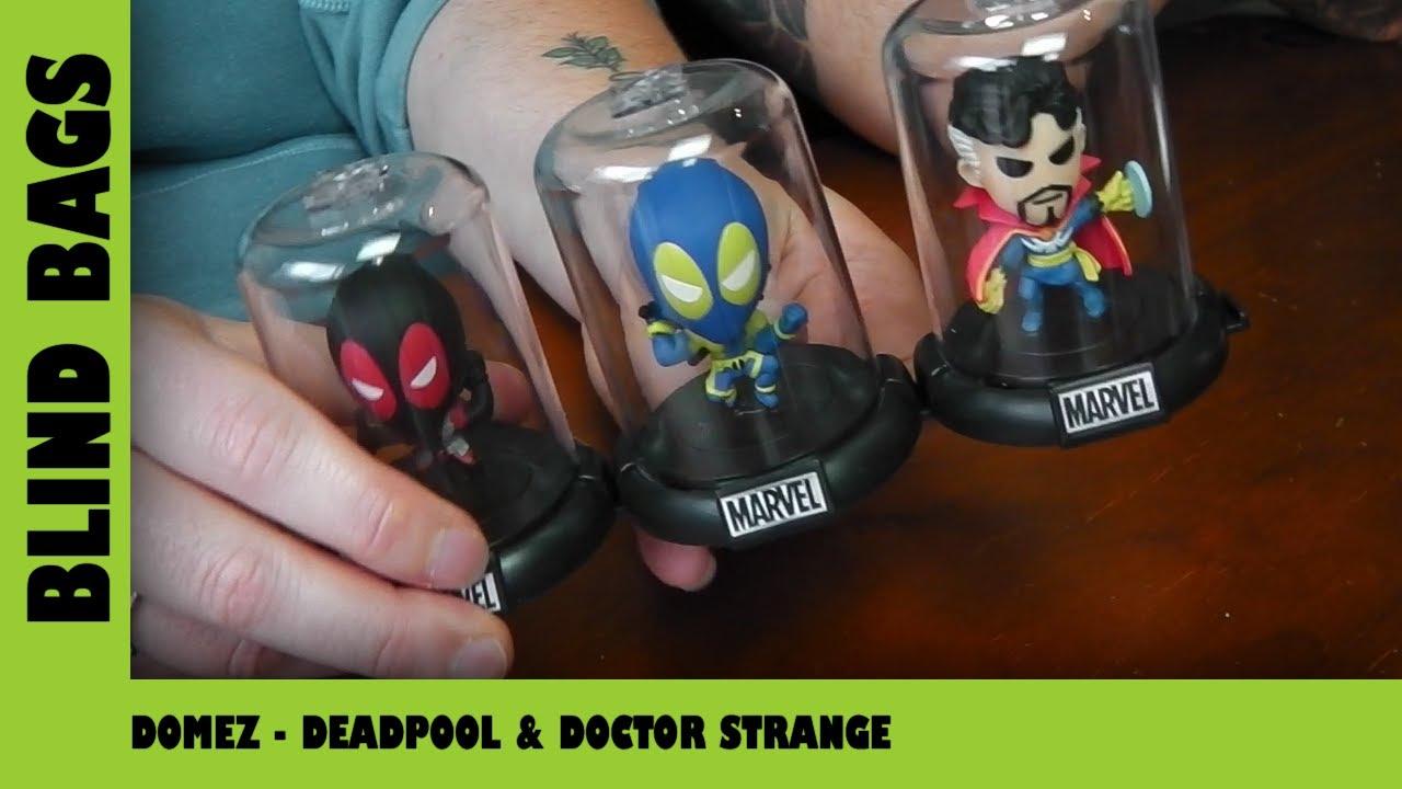 Marvel Docteur Strange Collectible Figures 24 Mystery Minis Domez Packs