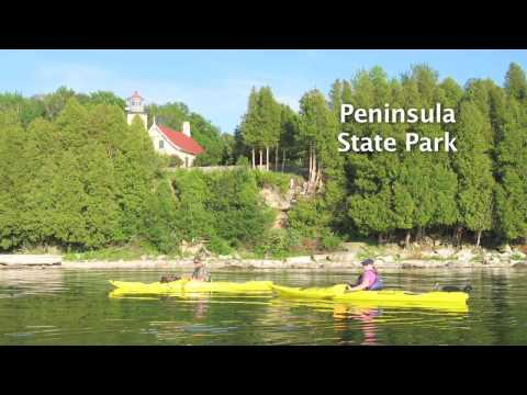 Door County Kayak Tours - Door County, WI Travel Show