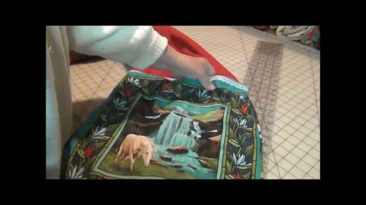 HOW TO MAKE A QUICK & EASY PRAYER SHAWL - YouTube : quilted prayer shawls - Adamdwight.com