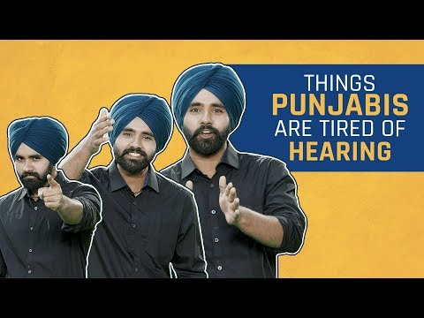 MensXP: Annoying Things All Punjabis Are Tired Of Hearing