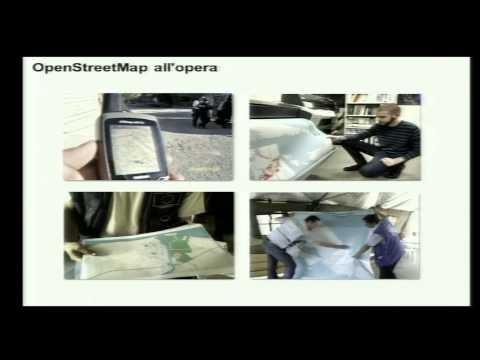 OpenStreetMap - il potere delle mappe condivise: Maurizio Napolitano at TEDxTrento
