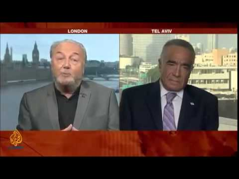 George Galloway Tells Israeli General 'The Gangster Terrorist State of Israels' Days Are Numbered