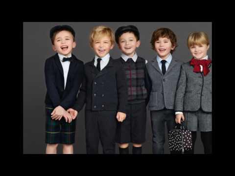 Детские костюмы для мальчиков