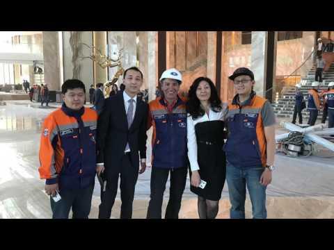 Kazakhstan | Job Site | Expo Center