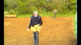 Sowing of Flax Seed in the Farming of Irish Linen