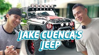 JAKE CUENCA'S CAR RAID: JEEP WRANGLER RUBICON CALL OF DUTY EDITION | Enchong Dee