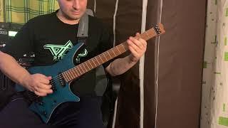 Fusion Funk BJT (Strandberg Boden Standard 6 Tremolo & Fractal AX8) #guitar #strandberg #fractal