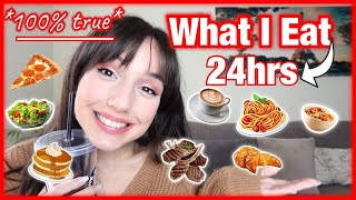 What I eat in a day | Quarantine Edition | Marianna Grfld