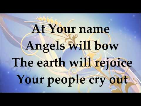 Phil Wickham - At Your Name (Yahweh, Yahweh) - Lyrics