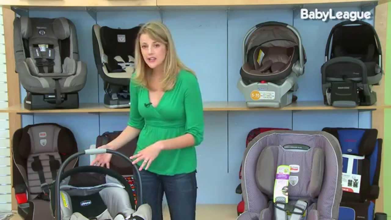 INFANT VS CONVERTIBLE CAR SEATS