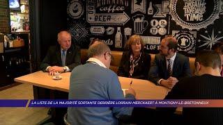 Yvelines | La liste de la majorité sortante derrière Lorrain Merckaert à Montigny-le-Bretonneux