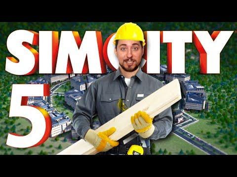 ♫ HIVATALOS VAGYOK ODA ÉÉÉN IS ♫   SimCity #5