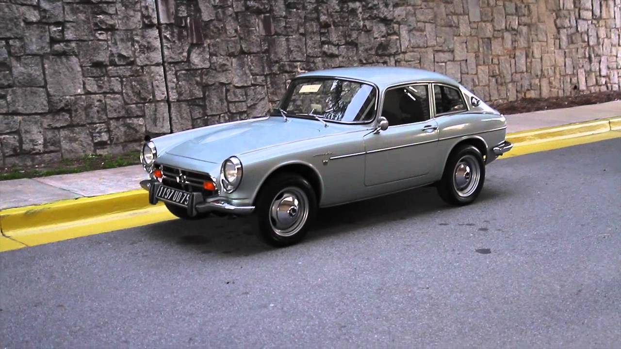 1967 honda s800 coupe for sale walk around and drive youtube. Black Bedroom Furniture Sets. Home Design Ideas