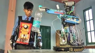 Manipur: Young innovator makes a mark in field of technology thumbnail