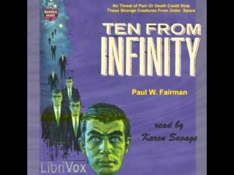 Ten From Infinity Audiobook - Paul W. FAIRMAN (1916–1977)