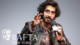 Dev Patel In Conversation   BAFTA New York