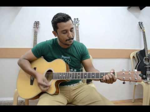 Jinda Hoon Yaar ( Lootera ) guitar cover by Arvind