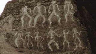 Тюркский Танец Яллы 40 тысяч лет назад - Aзербайджан