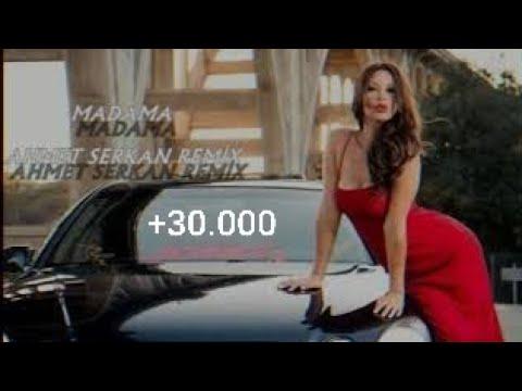 Бабек Мамедрзаев Feat. Adam'ten Мадама (Madama) Ahmet Serkan Remix