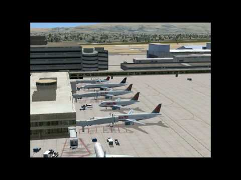 FSX- Phoenix Sky Harbor International Airport