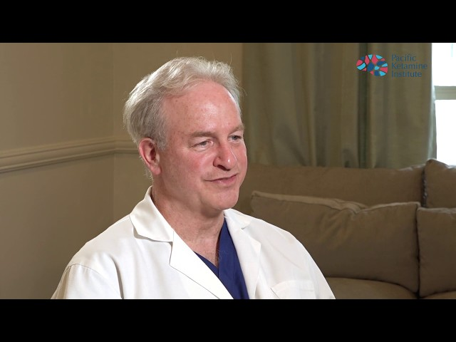 Dr. Michael Steuer, Pacific Ketamine Institute:  Welcome to PKI