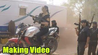 Malini & co movie making video : poonam pandey,  milan, samrat