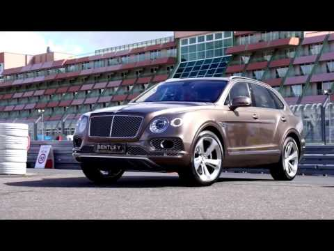 bentley bentayga britischer luxus suv youtube. Black Bedroom Furniture Sets. Home Design Ideas