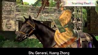 Dynasty Warriors 4 (PC)  - Wutugu Gameplay
