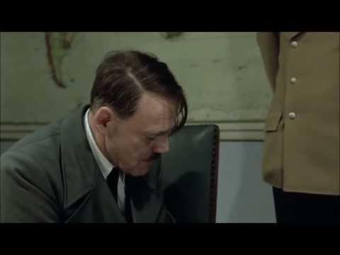 Реакция Гитлера на выход игры Total War Rome II