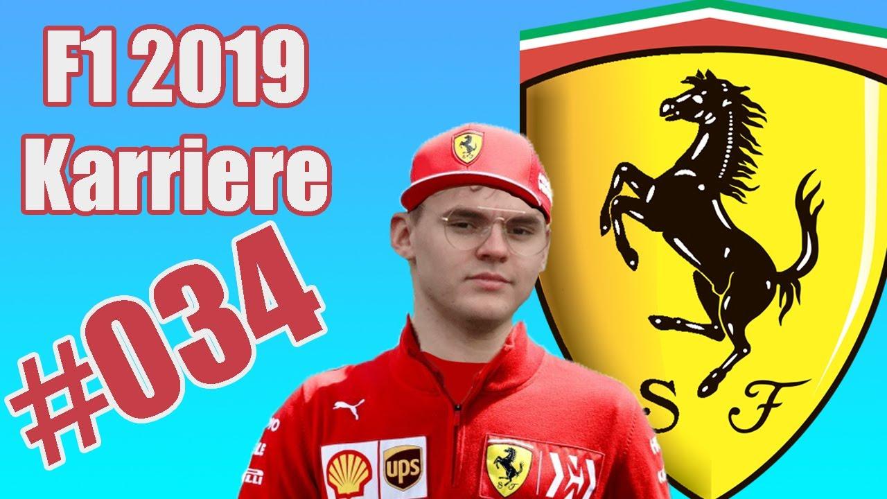 Ferrari Karriere