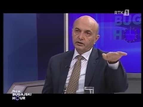 New BUGAJSKI HOUR  -   Isa Mustafa  Kryeministër i Kosovës  16.12.2015