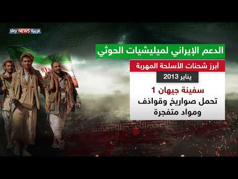 دراسة تكشف كيفية دعم طهران للحوثي  - نشر قبل 2 ساعة