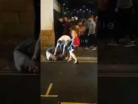 More heavy handed bouncers Belfast