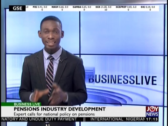 Business Live on JoyNews (19-2-19)