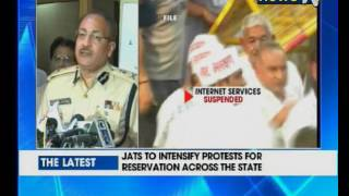 Jats to intensify protests for reservation across the state