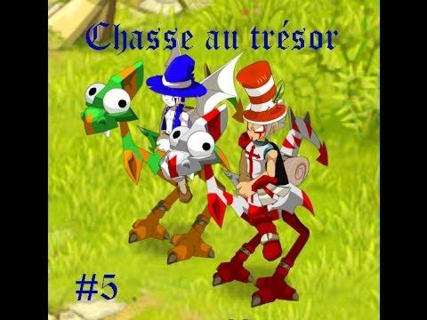 DOFUS|Chasse au trésor #5 - YouTube