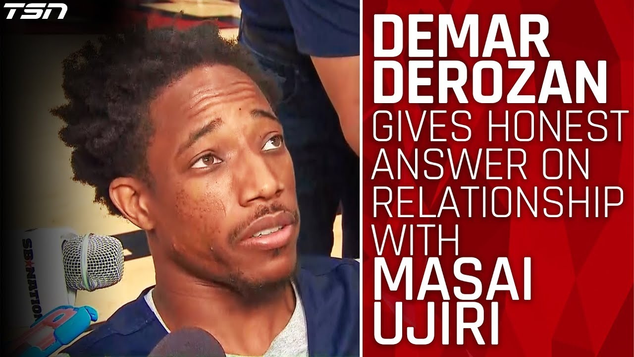 DeMar DeRozan Gives Honest Answer on Relationship with Masai Ujiri