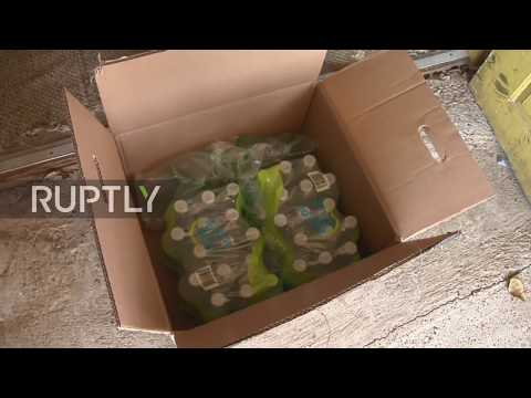USA: Texas village struggles with lack of water supply
