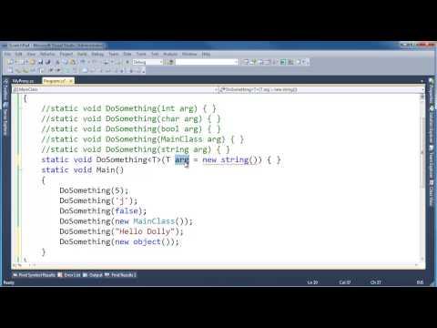 C# Optimizing Code Bloat Out