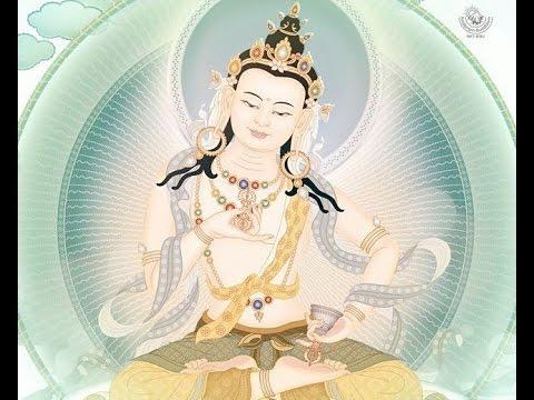 100 letter Vajrasattva Mantra - 108 times - 1 mala