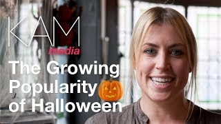 KAM Vlog | The Growing Popularity of Halloween