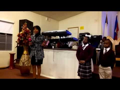 Bethany Learning Academy's Students Performing